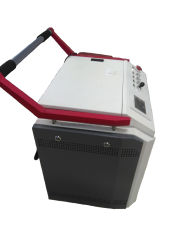Limpeza Laser portátil máquina de metal a remoção da ferrugem do Laser