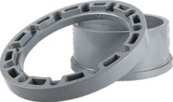 Высокое качество Pn16 пластмассового фланца топливопровода ПВХ UPVC два фланцевых UPVC Ван камня фланец фланец UPVC UPVC Ts двухстворчатый клапан фланец Pn16