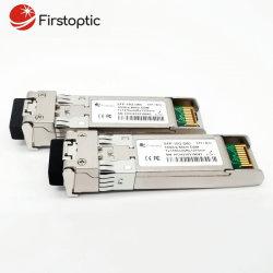 A Extreme Networks 10GB-BX80-U compatível 10GBASE-BX80-U BiDi SFP+ 1490nm/1550nm 80km DOM LC SMF módulo transceptor