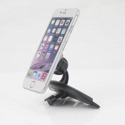 Hot Sale CD Clip fente stand Support de montage magnétique de Téléphone de voiture