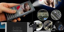 MP5 Bereitschaftsminiprojektor-Handy Fernsehapparat-Daul SIM (Q8)
