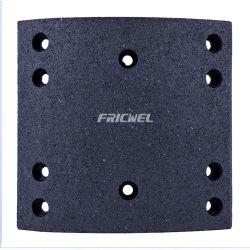 Forro de freno de disco delanteros Fricwel EQ1094