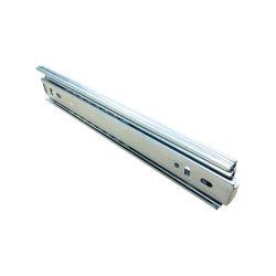 Falten-Kugellager-Ruhe-schwere Eingabe-Fach-Plättchen des Schrank-45mm der Breiten-3 und Seitentriebs-Weiche-Abschluss