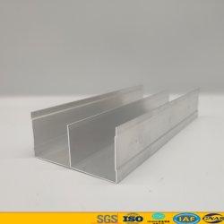 Fabricante profissional decorativos personalizados de perfis de alumínio para mobiliário