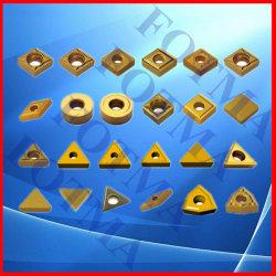 Alto desempenho insertos de ferramenta de corte de carboneto de tungsténio CNC