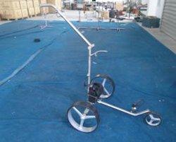 L'aluminium 3 ROUE CHARIOT Chariot de golf Push Pull//chariot