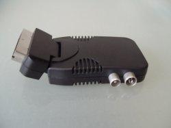 Mini-péritel de rotation récepteur DVB-T (T9R)