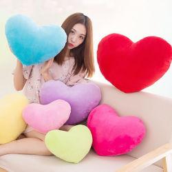 رخيص عالية الجودة أزياء على شكل قلب وسادة حب