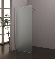 Glasrahmen-einfacher Badezimmer-Dusche-Bad-Bildschirm des Chinese-10mm