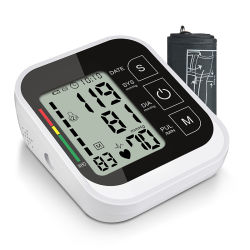 Heißer verkaufender automatische Monitor-Geräten-Arm-Artelektronischer Sphygmomanometer des Armbanduhr-Leben-Marken-Blutdruck-Monitor-BP