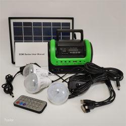 محترف مع USB Charge Remote Control، شركة Canufacturing، شركة طاقة تيار مستمر بقوة 3 واط نظام الإضاءة المنزلية