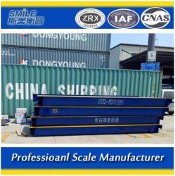 Simei China 3*12m de las escalas de Carretilla electrónica para la ponderación solución con una entrega rápida