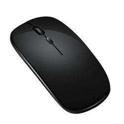 Sechs Farben-Spiegel-Schwarzes beste Bluetooth drahtlose optische Mäusegeschäftslokal-Stumm-Computerhardware-Laptop-Maus