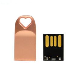 핫 셀링 메탈 기프트 플래시 드라이브 레드 플라스틱 펜 드라이브 걸이 링 사용자 지정 로고 USB 플래시 드라이브