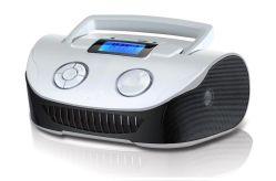 Portable Music Player, Digital FM Radio