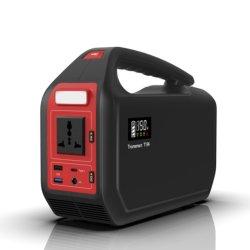 재충전용 155wh 리튬 이온 건전지 옥외를 위한 변환장치를 가진 휴대용 이동할 수 있는 힘 은행