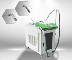 Волокна Hand-Held Ezletter сварочный аппарат лазерной сварке из нержавеющей стали, углеродистая сталь, Al