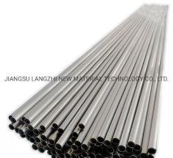 ASTM-Legierung Stahl Schweißen Nahtloses Rohr Titan Metall GR1~GR12