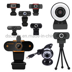 1080p Web-Kamera mit integriertem Mikrofon Unterstützung OEM & ODM
