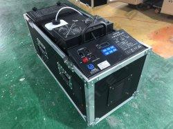 Fase de discoteca marca Rigeba 3000W Terra baixa neblina máquina de nevoeiro de fumaça para acontecimentos mostram efeitos
