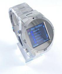 La technologie Bluetooth M006 montre téléphone portable avec écran tactile
