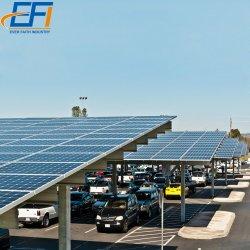 太陽PVの太陽電池パネルの駐車場のためのCarpotの太陽電池パネルの屋根のCarportの構造