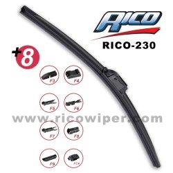 Escova de limpa sem caixilho multifuncional (RICO-230)