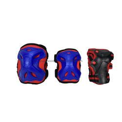 Девочка мальчик дети колена колено колодки антистатический браслет защитное снаряжение для контактных роликов на коньках спортивных игр