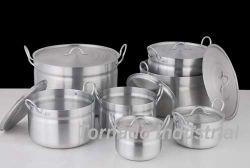 طهو من الألومنيوم بسبعة أطباق (015)