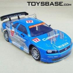Giocattolo elettrico per auto da corsa RC ad alta velocità - radio RC Telecomando giocattolo auto Hobby