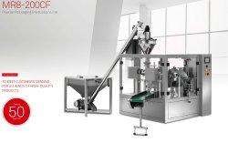 Multifunktionsfarin-Mehl-füllende Tülle-Beutel-Verpackungsmaschine