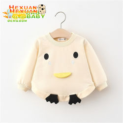 No Outono de fórmulas para bebê Meninas Fashion 100% algodão Pulôver Kids Toddler cubra as crianças adorável Camisola de malha