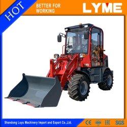 Agricole/construction/ferme fin petit avant Heavy Duty/Mini chargeuse à roues Compact/Ly908c
