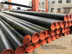 CS 파이프, ASTM A53 Black ERW 강철 파이프, 오일 파이프라인