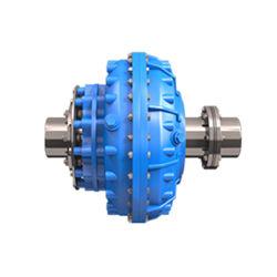 Accoppiamento fluido della mascella di fascio del motore dell'asta cilindrica del motore dell'acciaio inossidabile di coppia di torsione dell'amplificatore di coppia di torsione del convertitore di acqua del freno di velocità variabile rigida idrodinamica della frizione