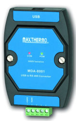 Mda-8001 convertisseur USB vers RS-485