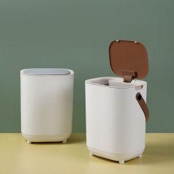 가정용 지능형 자동 감지 스마트 휴지통 주방 거실 자동 적외선 센서 스마트 가비지 저장소