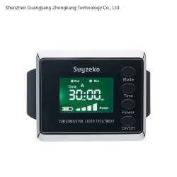 650nm 바이오 저수준 저온 레이저 치료용 스마트 워치 고혈압 치료
