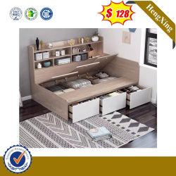 preço de fábrica Mobiliário escolar de madeira crianças único cama para crianças