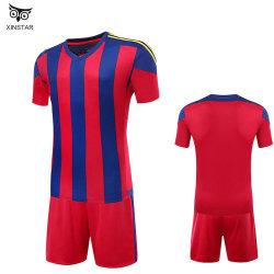 Uniformen van de Voetbal van de jeugd de Amerikaanse, de Lege Uniformen van de Voetbal, Aangepast Voetbal Jersey