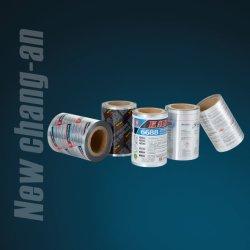 Afgedrukt 4 Lagen van de Aluminiumfolie/Gelamineerde Verpakkende Folie voor de Verpakking van het Dichtingsproduct
