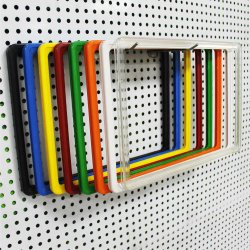 Оптовая торговля A3, A4, A5 пластиковый сертификат цена снимки раме дисплея