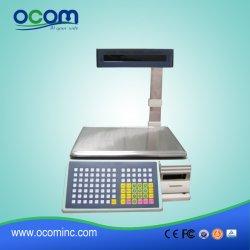 Bilancia elettronica per la stampa di etichette con codice a barre TM-AA-5D