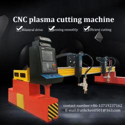 160 Um Plasma CNC e máquina de corte de metal de chamas