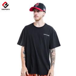 Soem-Qualitäts-kundenspezifische kurze Hülsen plus T-Shirt der Größen-Männer
