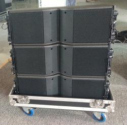 PRO Audio de la matriz de línea doble de 8 pulgadas mini sistema de PA portátil