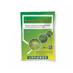 Высокий эффективный контроль трипс Nitenpyram 60% Wp порошок инсектицидов