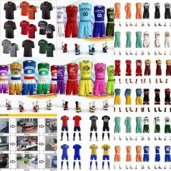 2019 het In het groot Aangepaste Amerikaanse Basketbal Jerseys van het Voetbal van de Voetbal