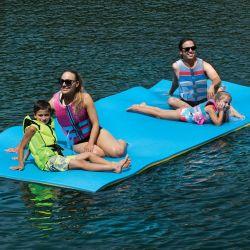 De zachte Drijvende Matten van het Zwembad van het Schuim