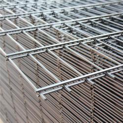 Obbligazione rivestita 656 del collegare 868 di Clamb della polvere anti doppia che recinta recinzione della rete metallica